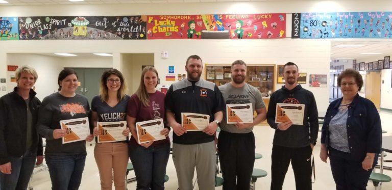 2019 Belmont EIE grant winners
