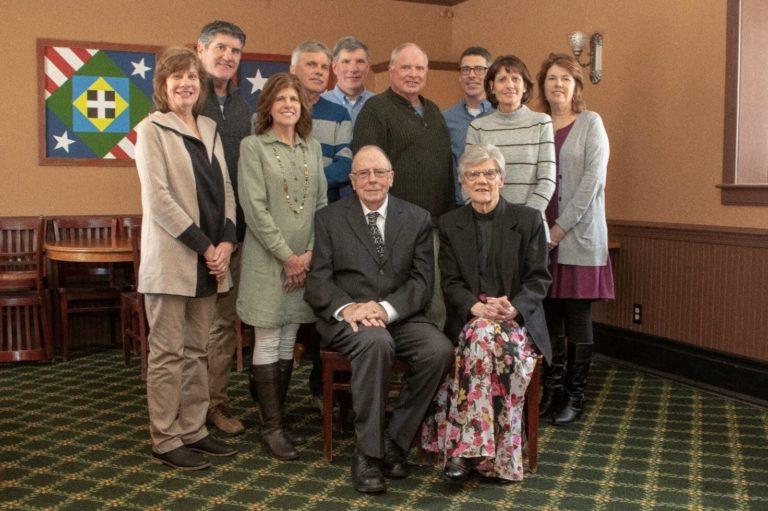 Larry and Mary Faith Argall Family