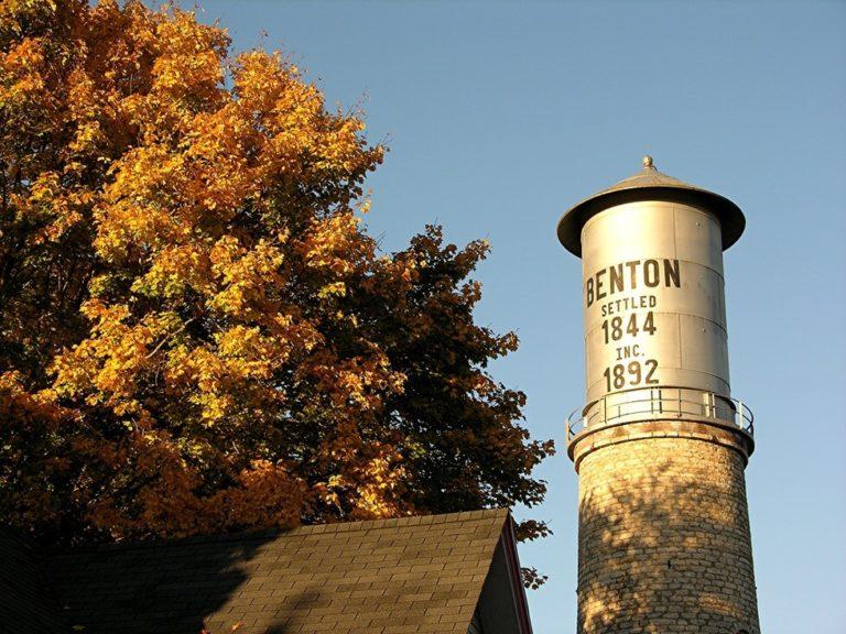 Benton, Wisconsin