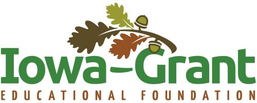 Iowa-Grant Educational Fund logo