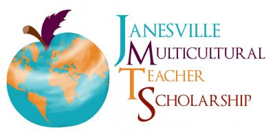 Janesville Multicultural Teacher Scholarship logo